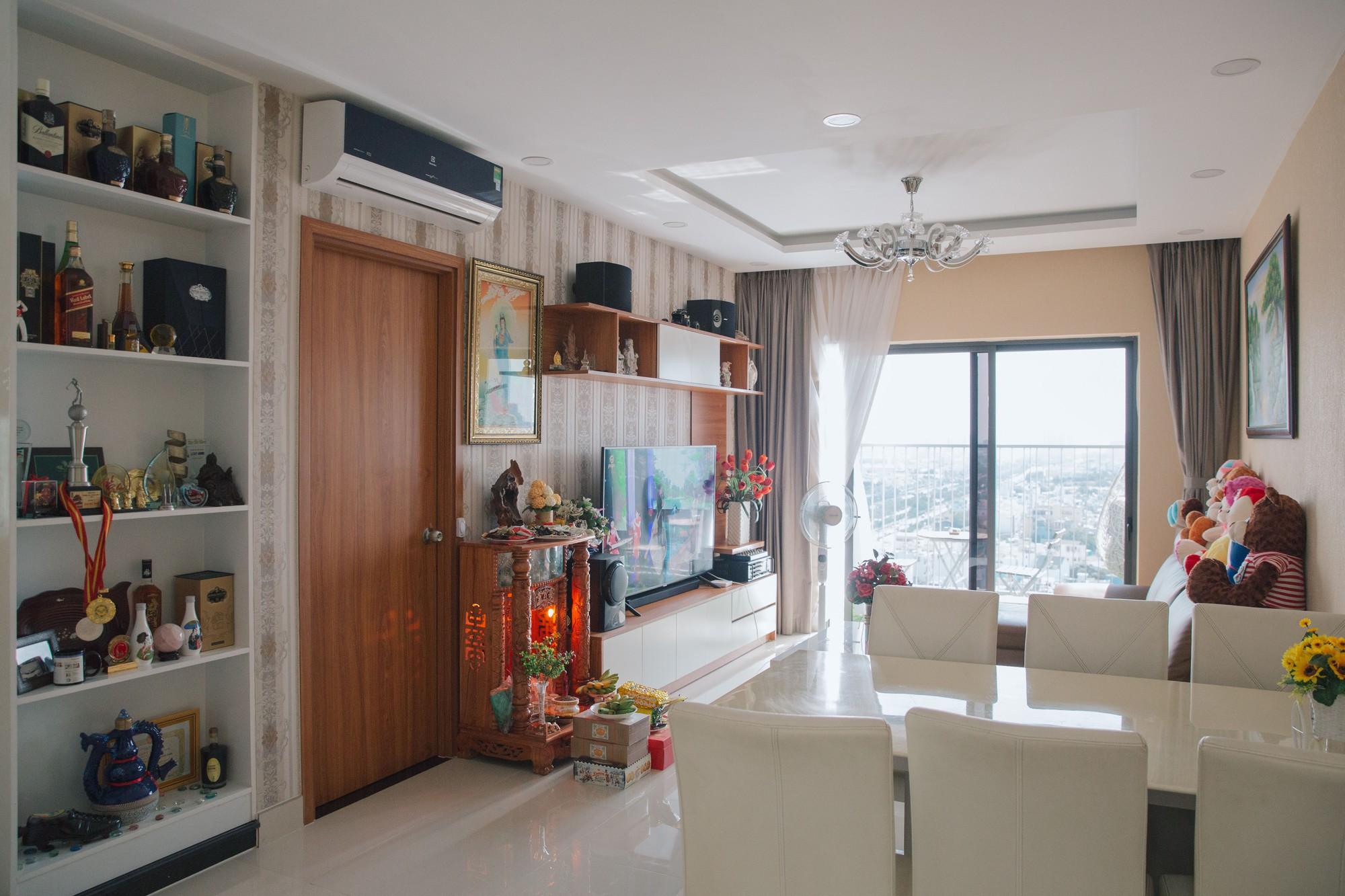 Diễn viên Minh Luân tự hào khoe căn hộ rộng 100 m2 sau 10 năm lập nghiệp ở TP HCM  - Ảnh 2.