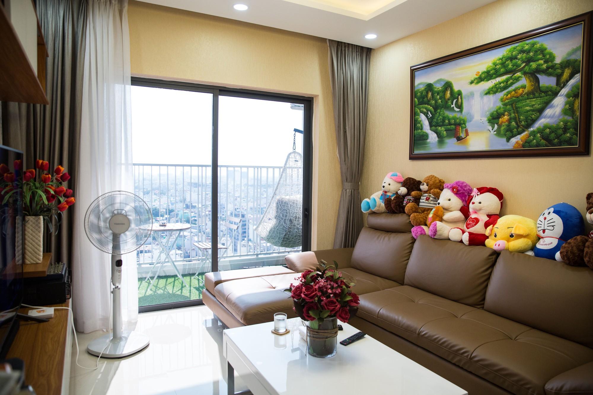 Diễn viên Minh Luân tự hào khoe căn hộ rộng 100 m2 sau 10 năm lập nghiệp ở TP HCM  - Ảnh 9.