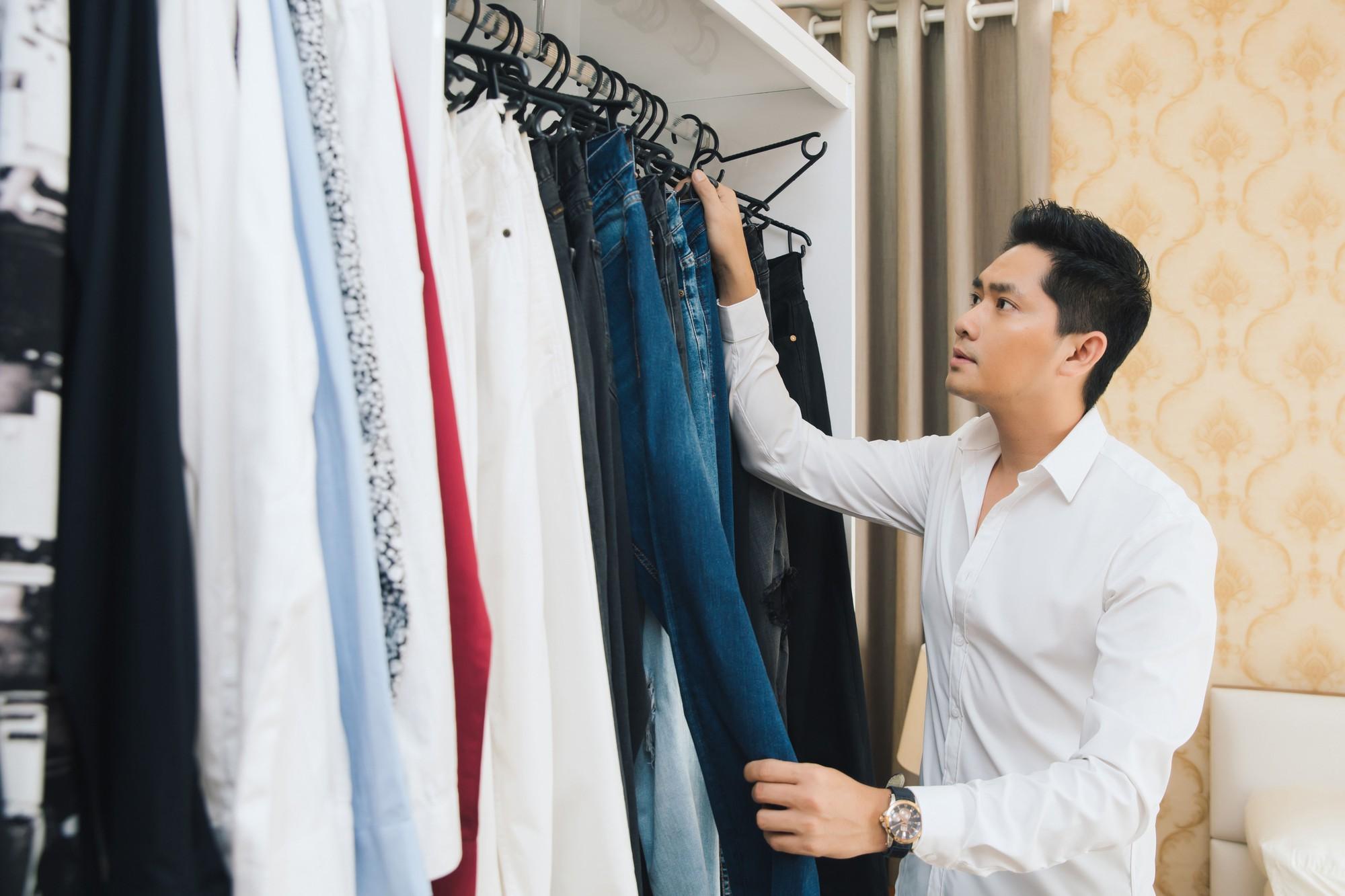 Diễn viên Minh Luân tự hào khoe căn hộ rộng 100 m2 sau 10 năm lập nghiệp ở TP HCM  - Ảnh 14.