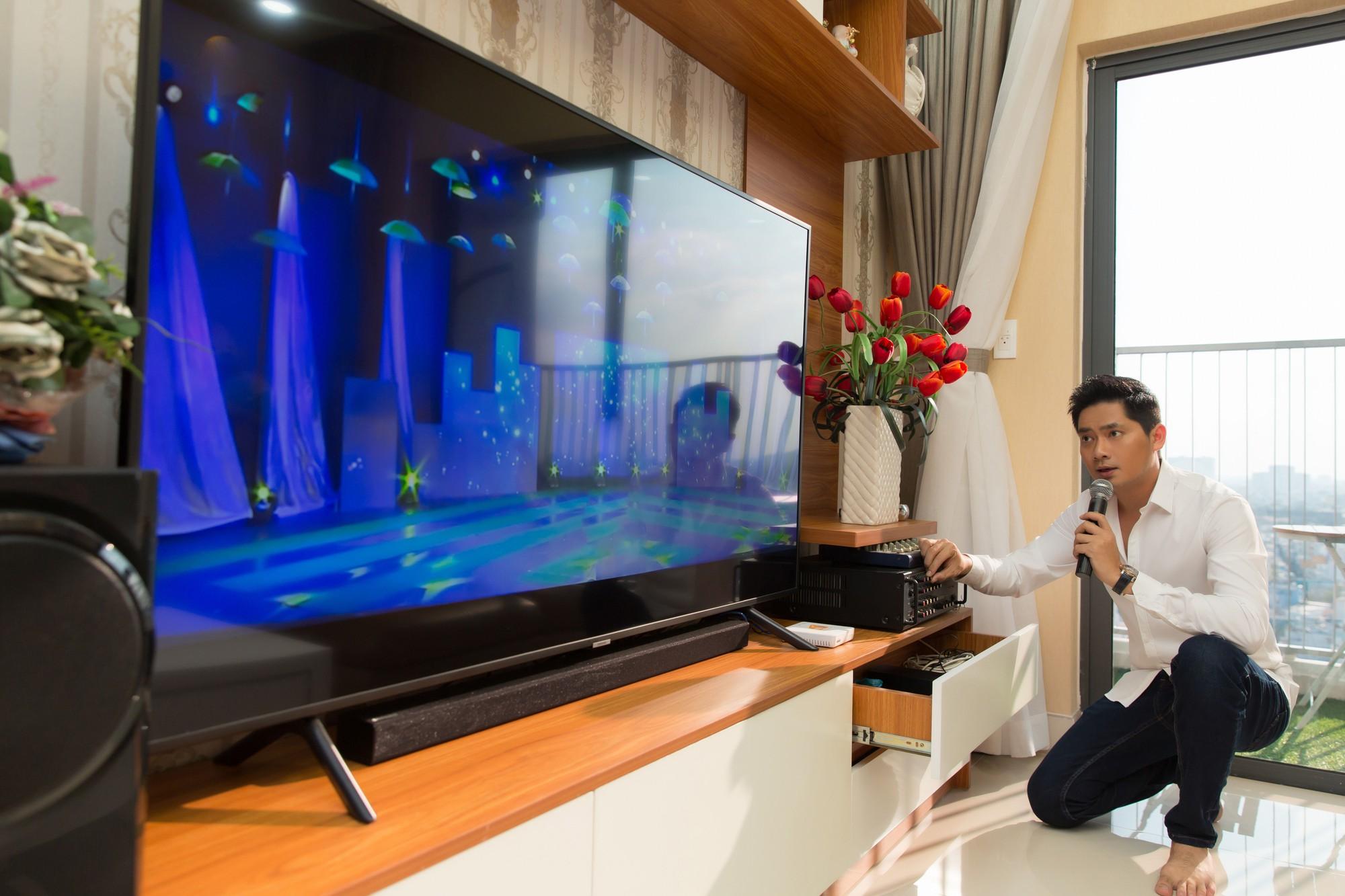 Diễn viên Minh Luân tự hào khoe căn hộ rộng 100 m2 sau 10 năm lập nghiệp ở TP HCM  - Ảnh 10.