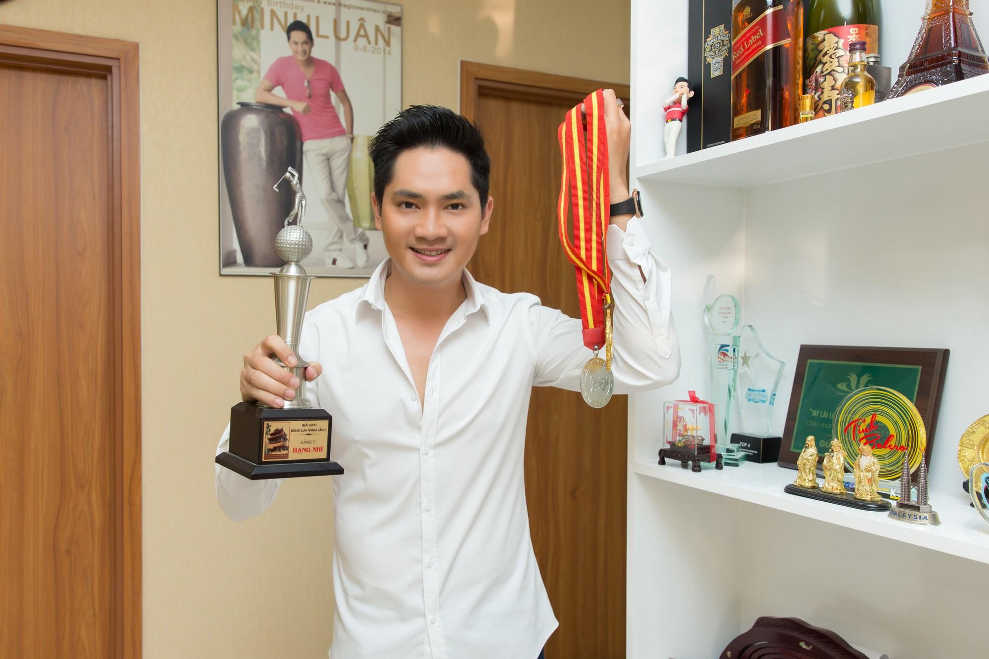 Diễn viên Minh Luân tự hào khoe căn hộ rộng 100 m2 sau 10 năm lập nghiệp ở TP HCM  - Ảnh 5.