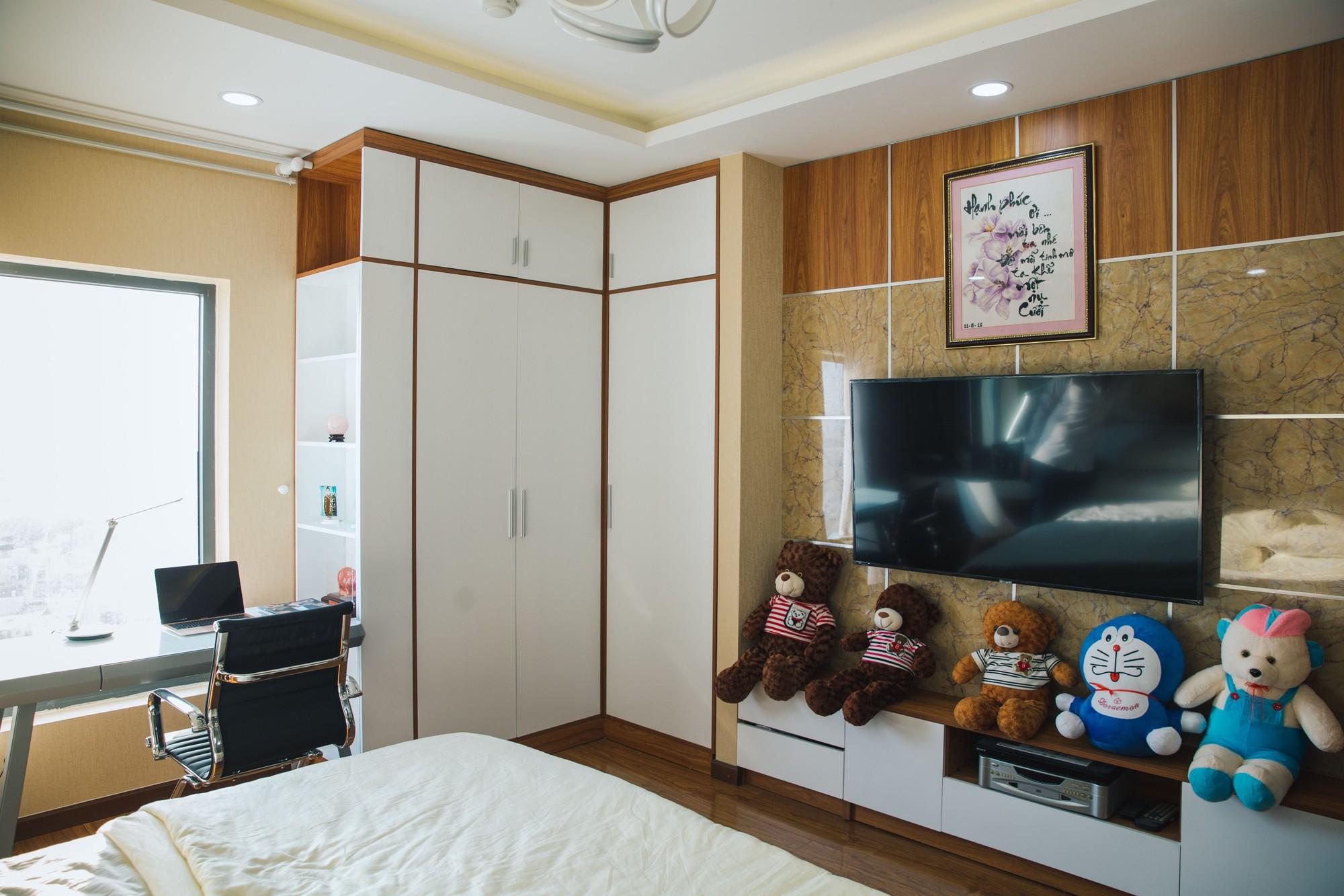 Diễn viên Minh Luân tự hào khoe căn hộ rộng 100 m2 sau 10 năm lập nghiệp ở TP HCM  - Ảnh 11.