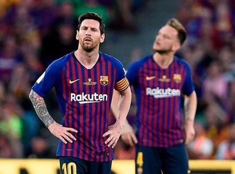 Barca thua Valencia - mặt trái của thiên tài Messi - Ảnh 4.