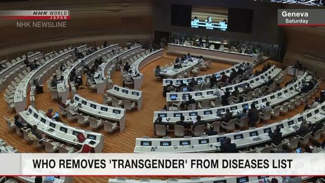 Cộng đồng LGBT thế giới hôm nay (27/5): WHO bỏ chuyển giới ra khỏi danh sách bệnh tâm thần - Ảnh 1.