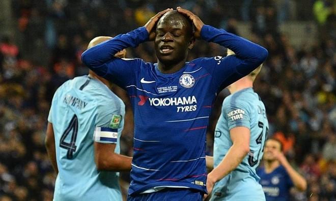 Chelsea tái mặt vì mất trụ cột ở chung kết Europa League - Ảnh 1.