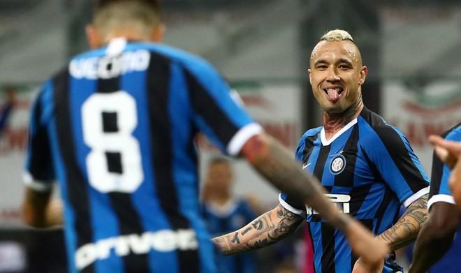 Thắng nghẹt thở, Inter giành vé dự Champions League mùa tới - Ảnh 2.