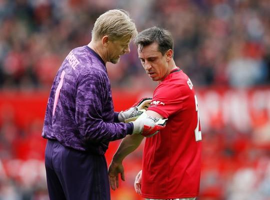 Ferguson tái xuất, Man United đè bẹp Bayern Munich ở Old Trafford - Ảnh 5.