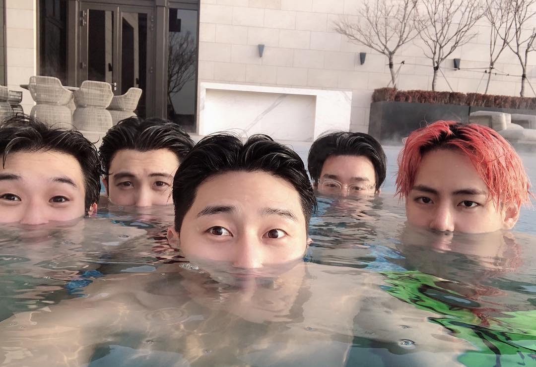 Những tình anh em trong giới giải trí Hàn Quốc khiến fan đẩy thuyền đam mỹ mê mệt (P.1)  - Ảnh 18.
