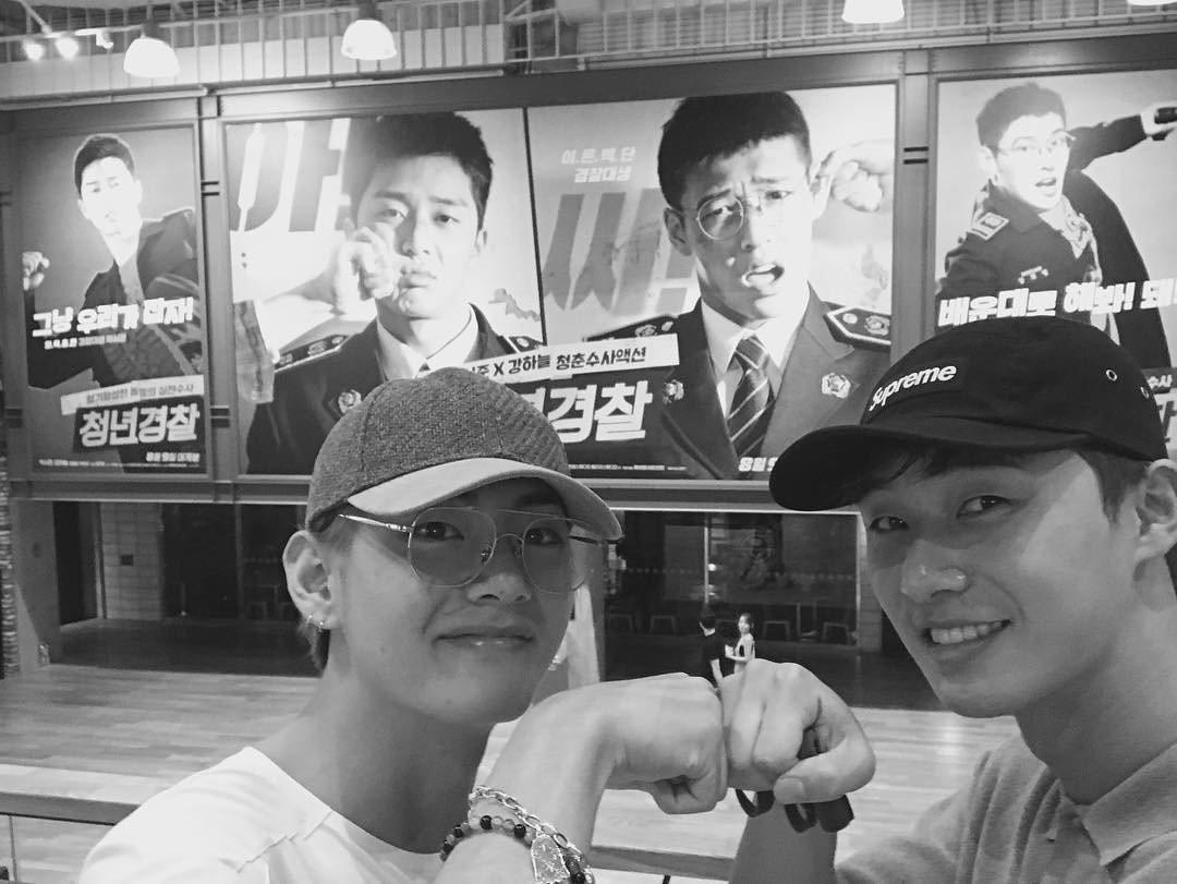 Những tình anh em trong giới giải trí Hàn Quốc khiến fan đẩy thuyền đam mỹ mê mệt (P.1)  - Ảnh 20.