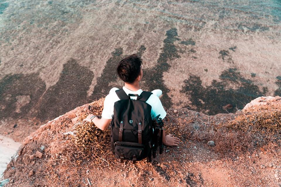 Chuyến du lịch Lý Sơn tuyệt đẹp nhưng đầy tiếc nuối của 9X Đà Nẵng - Ảnh 7.