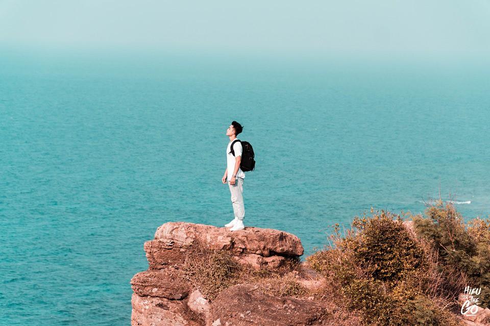 Chuyến du lịch Lý Sơn tuyệt đẹp nhưng đầy tiếc nuối của 9X Đà Nẵng - Ảnh 2.