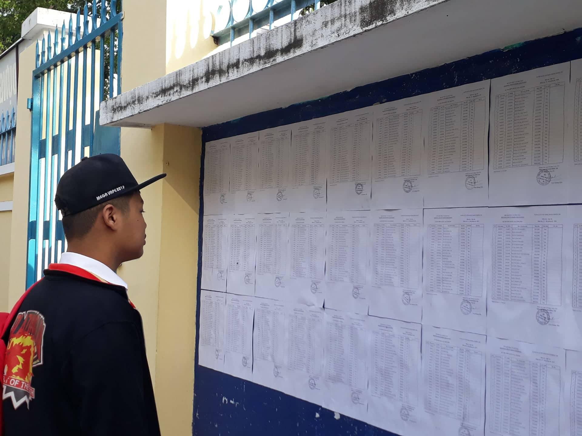 Khánh Hòa: Sau 6 năm xét tuyển, hơn 13.500 thí sinh sẽ dự thi vào lớp 10   - Ảnh 1.
