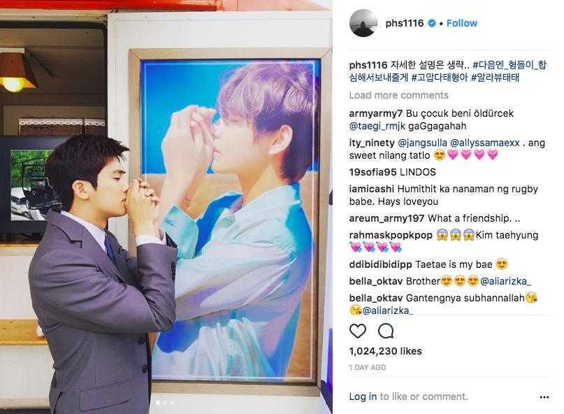 Những tình anh em trong giới giải trí Hàn Quốc khiến fan đẩy thuyền đam mỹ mê mệt (P.1)  - Ảnh 13.