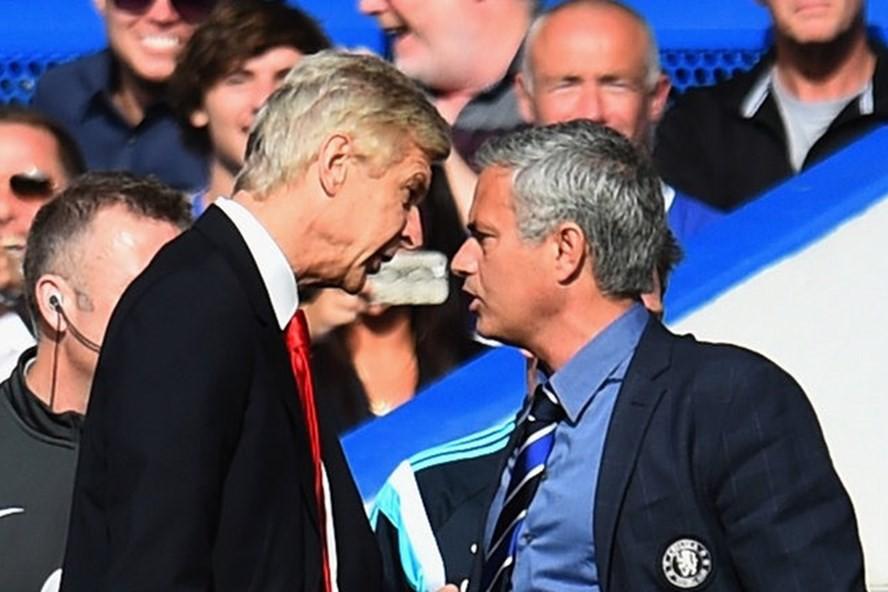Mourinho đối đầu Wenger ở chung kết Champions League 2018/19 - Ảnh 1.