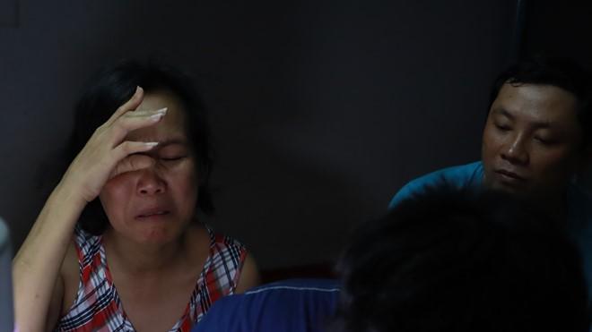 Cậu bé Giọng hát Việt nhí ước mơ dùng giọng hát kiếm tiền thay thận cho mẹ - Ảnh 5.