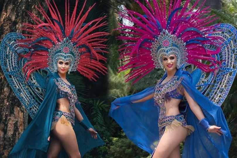 Hoa hậu Trái đất Mexico 2019 được dự đoán có khả năng kế nhiệm Phương Khánh  - Ảnh 2.