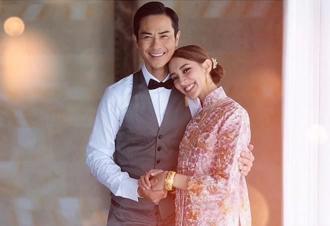 Những ngôi sao TVB có xuất thân danh gia vọng tộc - Ảnh 10.
