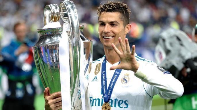 Chủ tịch Real Madrid thốt lời, Ronaldo ngậm đắng nuốt cay - Ảnh 1.