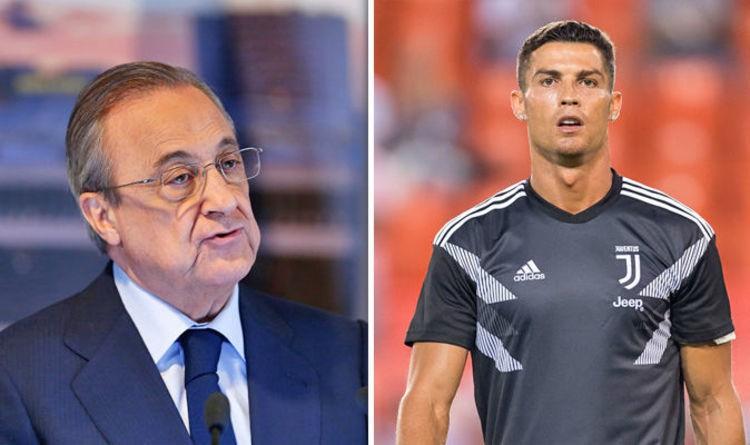 Chủ tịch Real Madrid thốt lời, Ronaldo ngậm đắng nuốt cay - Ảnh 2.