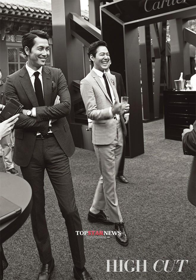 Những tình anh em trong giới giải trí Hàn Quốc khiến fan đẩy thuyền đam mỹ mê mệt (P.2) - Ảnh 27.