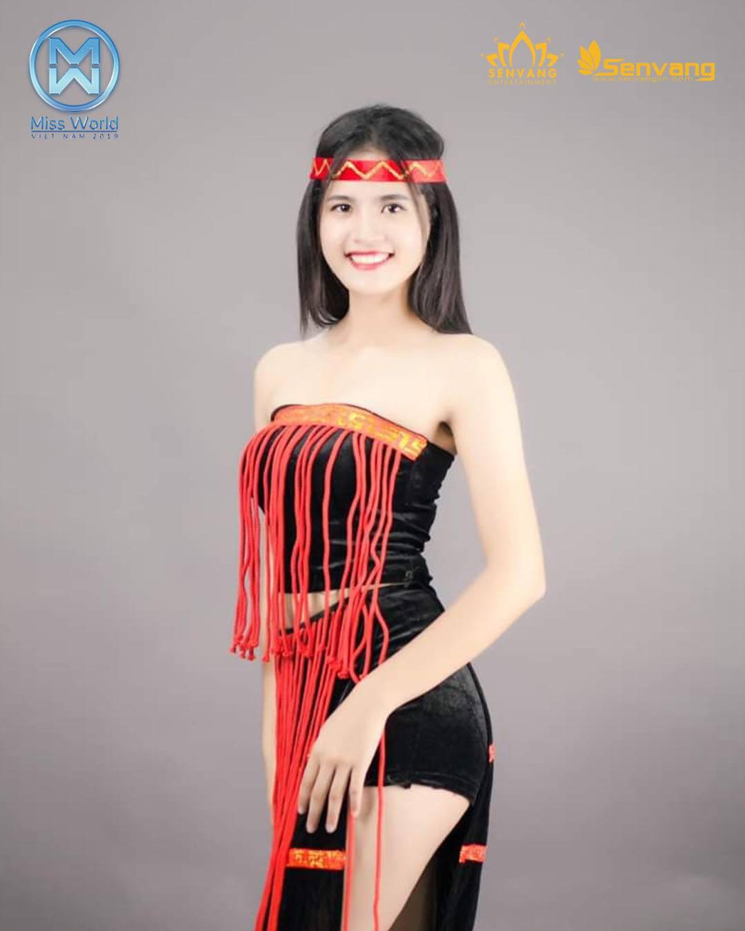 Lộ diện những thí sinh đầu tiên của Hoa hậu Thế giới Việt Nam 2019  - Ảnh 10.
