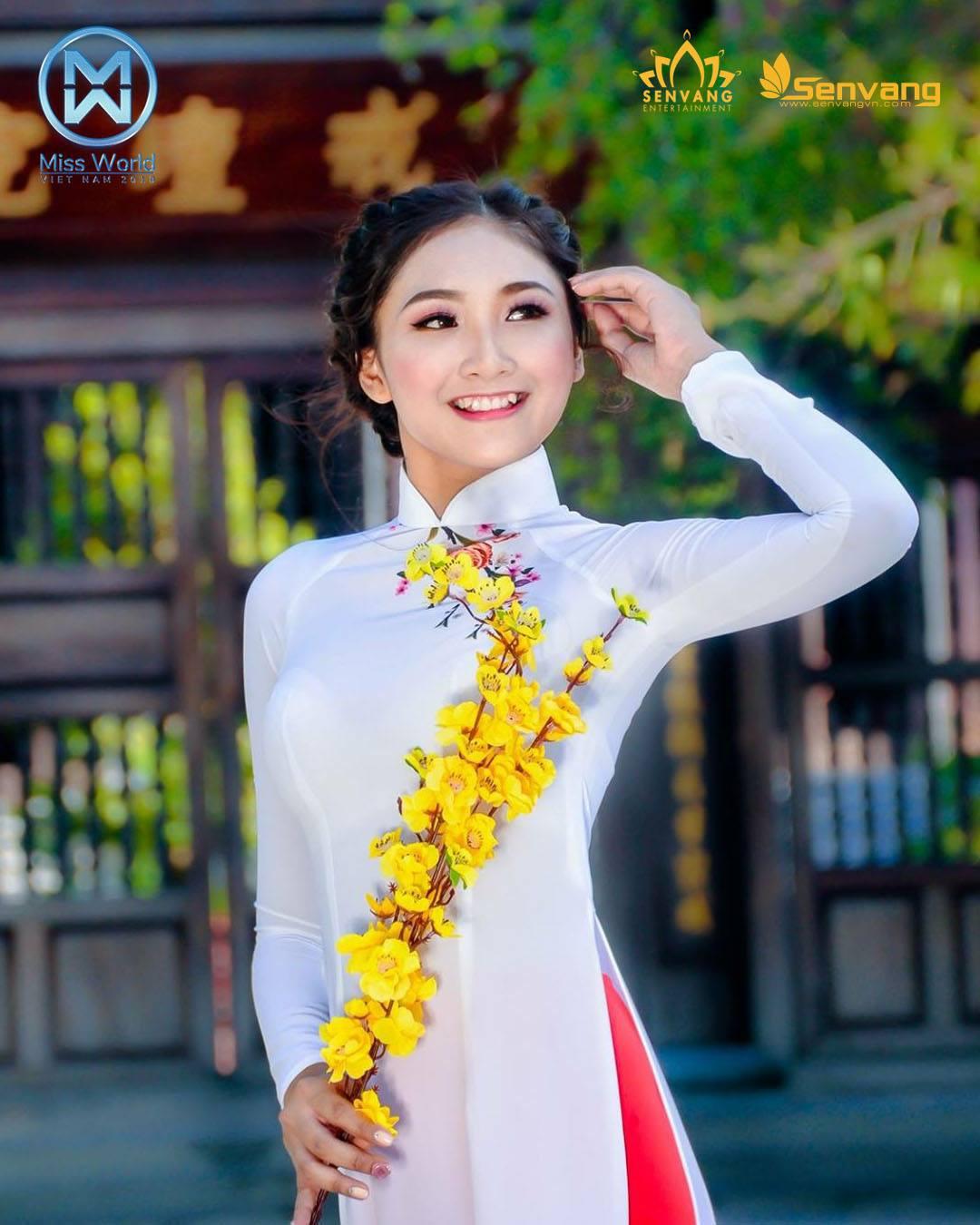 Lộ diện những thí sinh đầu tiên của Hoa hậu Thế giới Việt Nam 2019  - Ảnh 14.