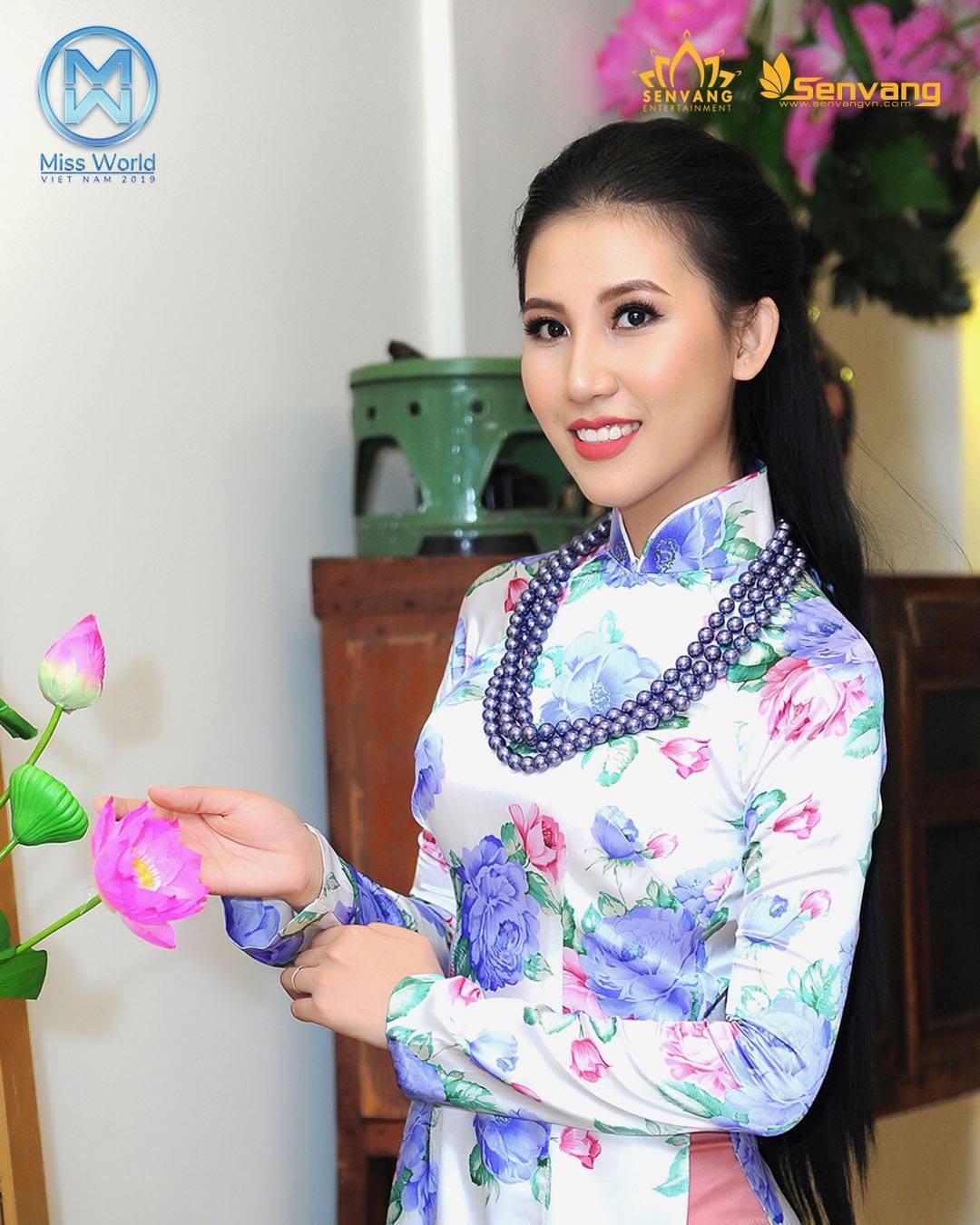 Lộ diện những thí sinh đầu tiên của Hoa hậu Thế giới Việt Nam 2019  - Ảnh 17.