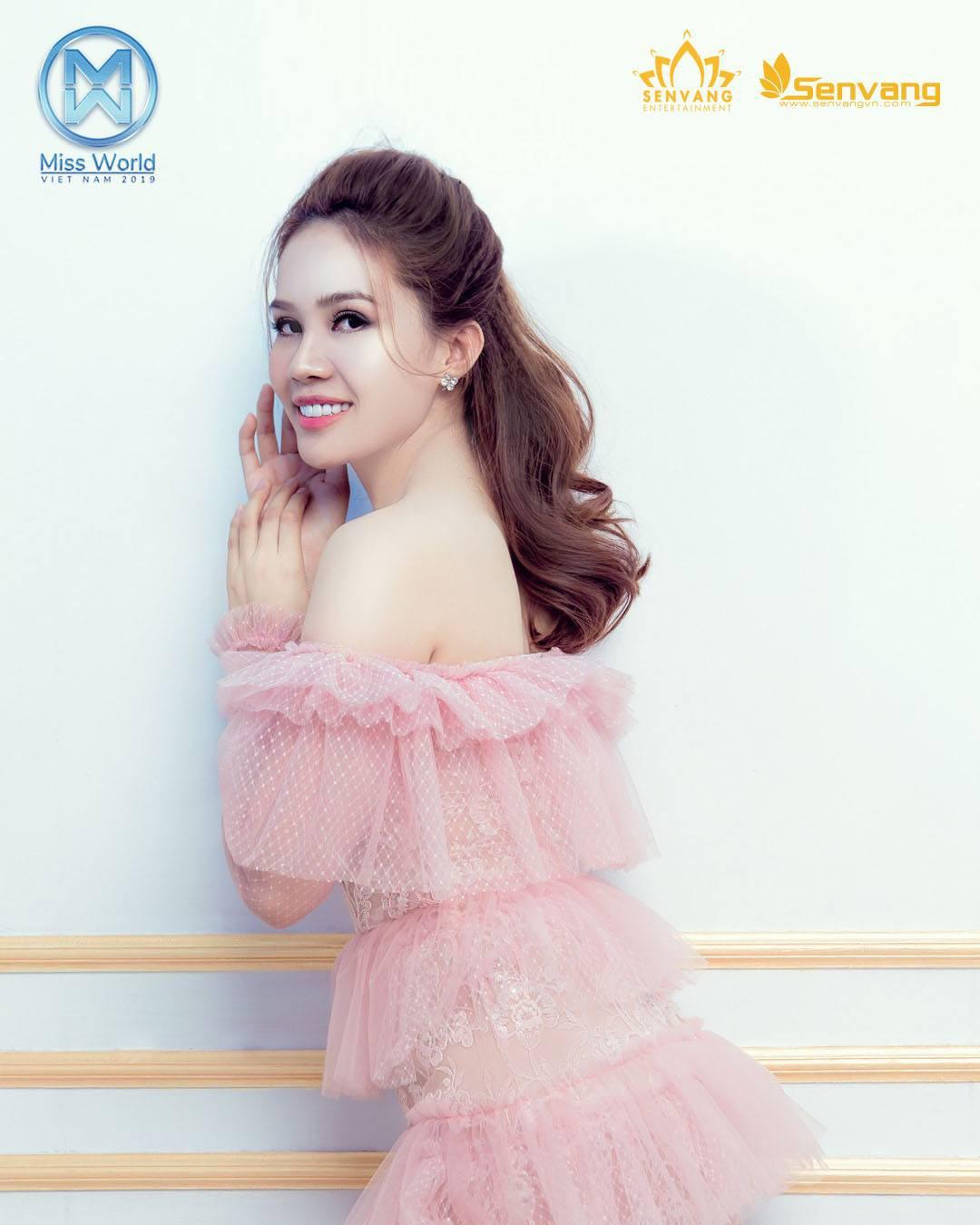 Lộ diện những thí sinh đầu tiên của Hoa hậu Thế giới Việt Nam 2019  - Ảnh 16.