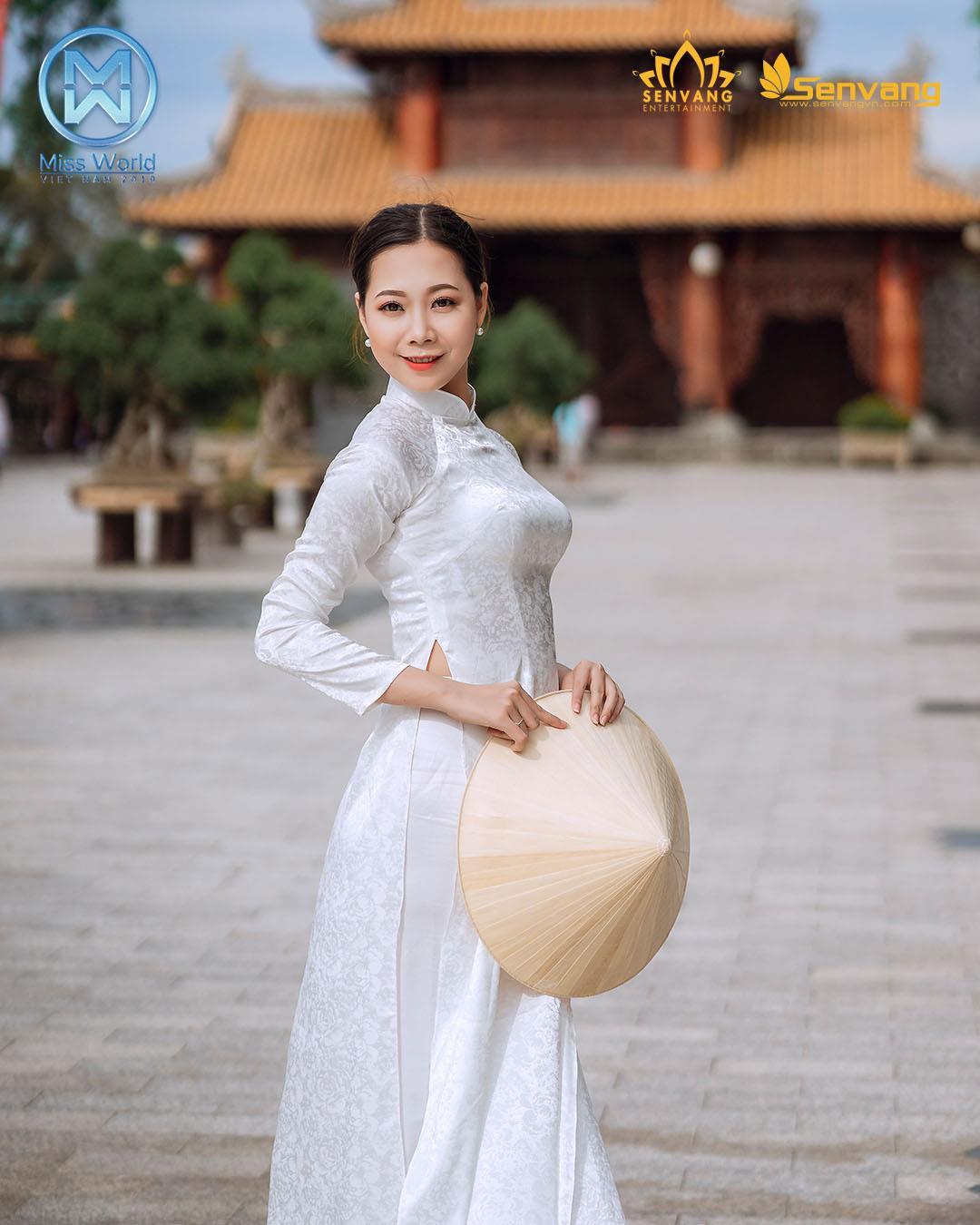 Lộ diện những thí sinh đầu tiên của Hoa hậu Thế giới Việt Nam 2019  - Ảnh 6.