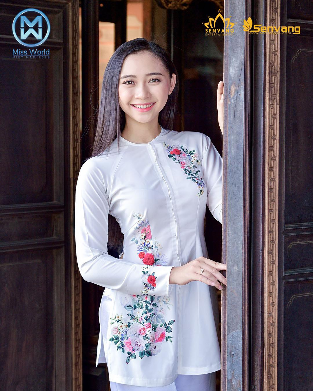 Lộ diện những thí sinh đầu tiên của Hoa hậu Thế giới Việt Nam 2019  - Ảnh 5.