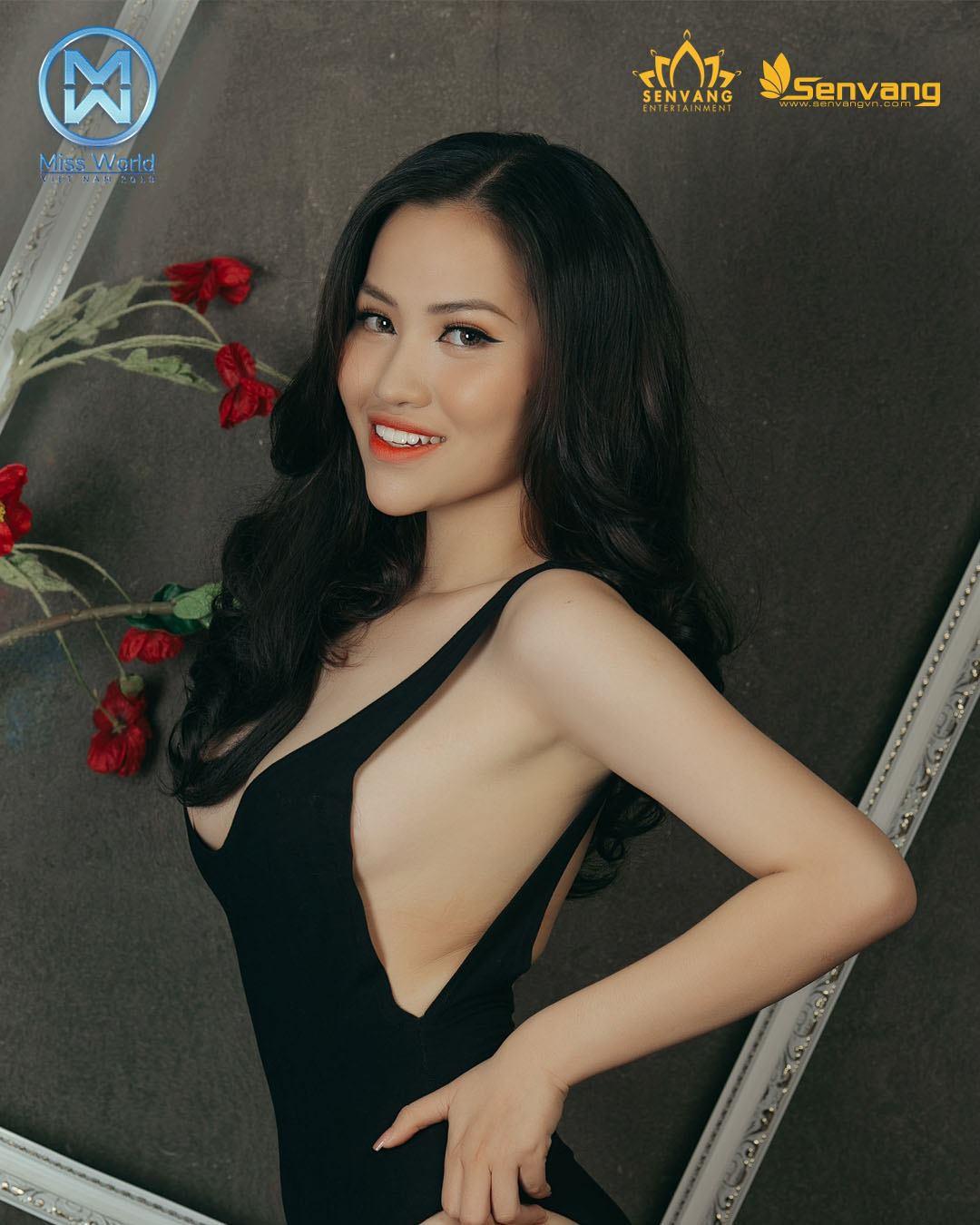Lộ diện những thí sinh đầu tiên của Hoa hậu Thế giới Việt Nam 2019  - Ảnh 18.