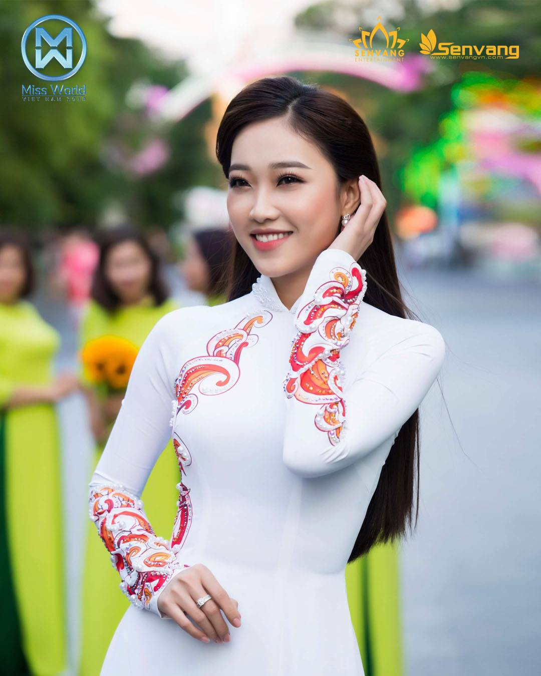 Lộ diện những thí sinh đầu tiên của Hoa hậu Thế giới Việt Nam 2019  - Ảnh 13.