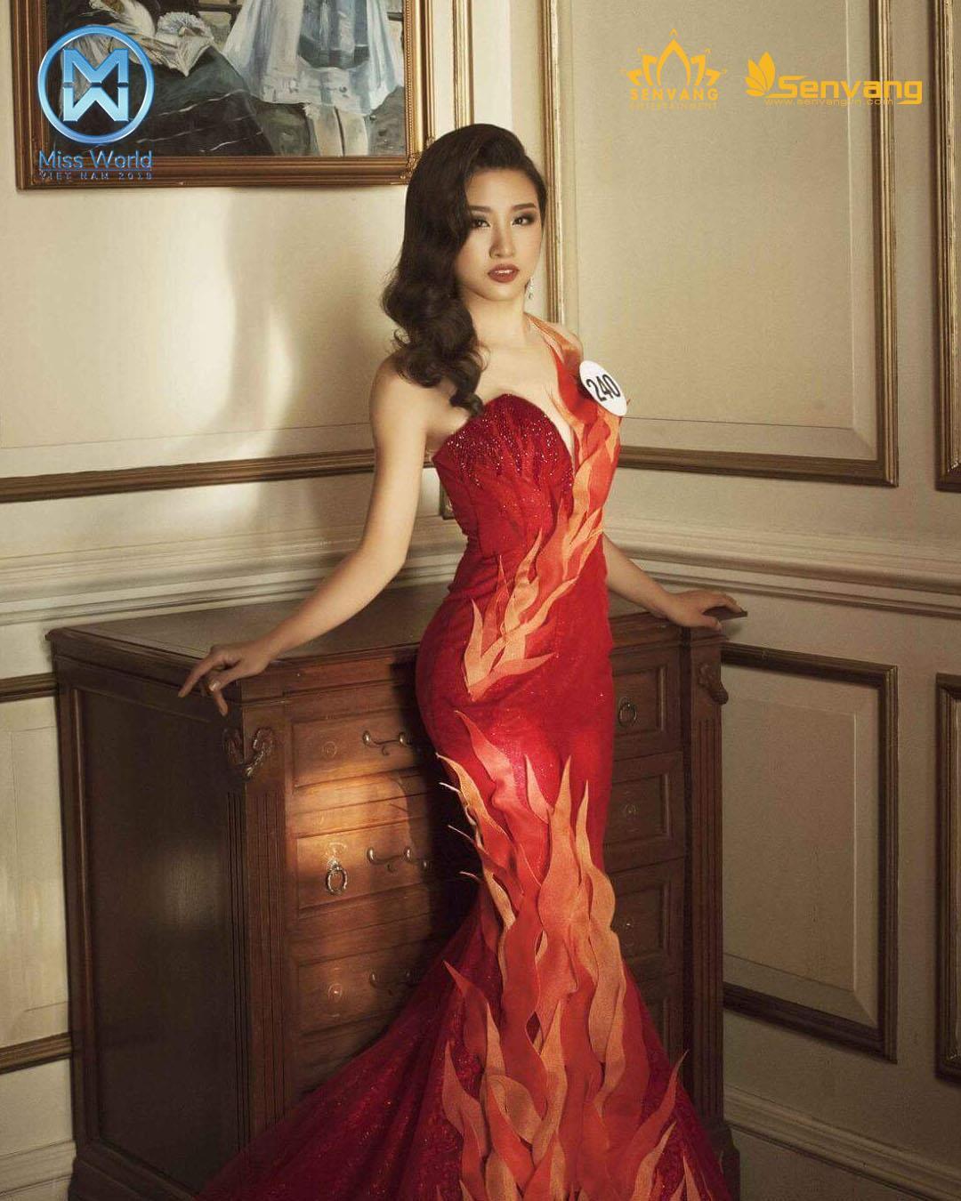 Lộ diện những thí sinh đầu tiên của Hoa hậu Thế giới Việt Nam 2019  - Ảnh 3.