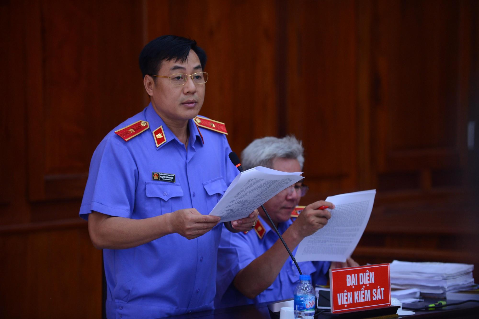 Viện kiểm sát bác kháng cáo kêu oan của Phan Văn Anh Vũ - Ảnh 1.