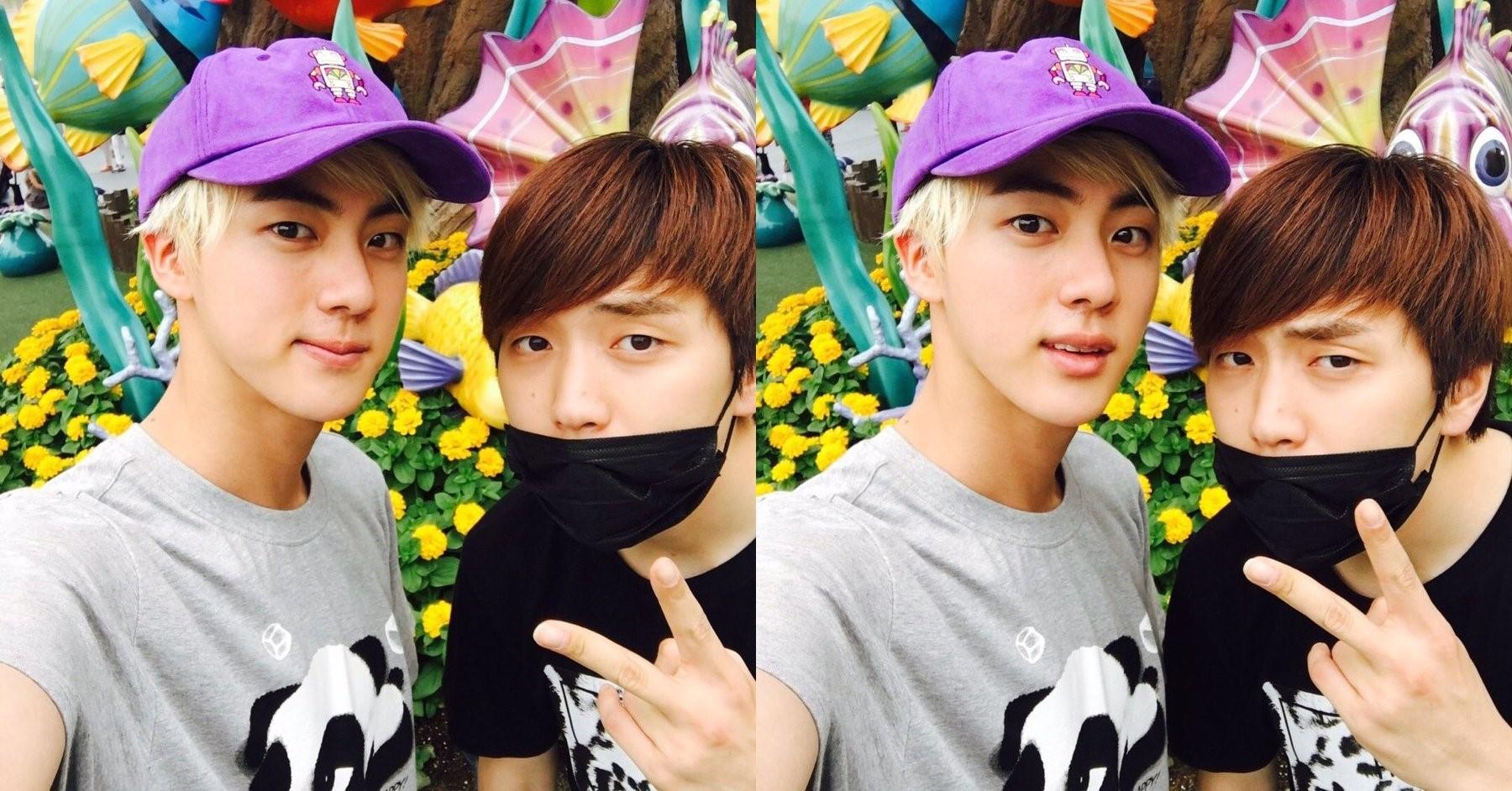 Những tình anh em trong giới giải trí Hàn Quốc khiến fan đẩy thuyền đam mỹ mê mệt (P.2) - Ảnh 21.