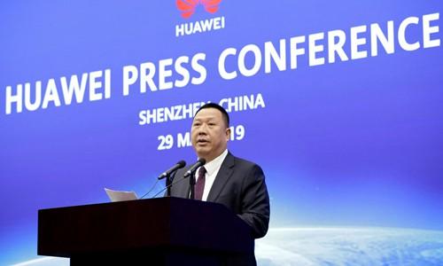 Huawei yêu cầu Mỹ dỡ bỏ lệnh cấm các công ty không được sử dụng thiết bị của hãng - Ảnh 2.