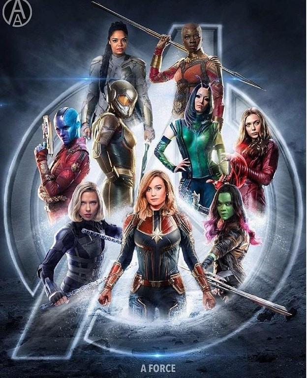 Tinh thần Mỹ trong tác phẩm điện ảnh Avengers: Endgame - Ảnh 9.