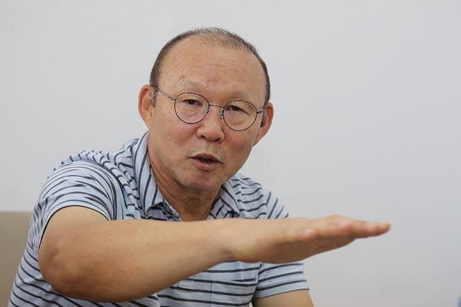 HLV Park Hang Seo: Việt Nam cần thêm nhiều điều kiện để dự World Cup - Ảnh 1.