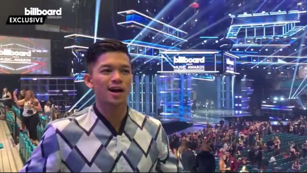 Trọng Hiếu là nghệ sĩ Việt duy nhất tham dự Billboard Music Awards 2019 - Ảnh 3.