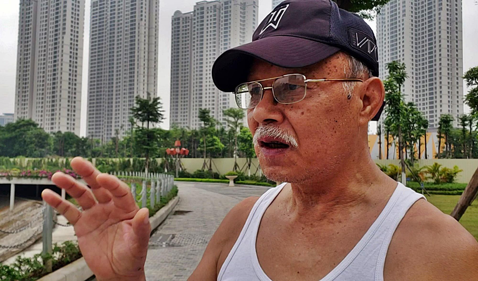 Công viên 300 tỉ đồng trên đất vàng ở Hà Nội mới khánh thành đã bị dân chê hôi thối - Ảnh 15.