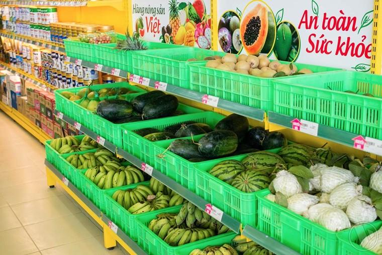 Mỗi ngày Thế Giới Di Động bán 40 tấn chuối, dưa hấu - Ảnh 2.