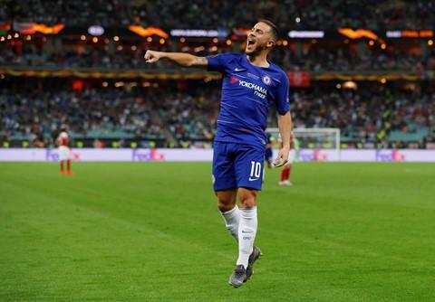 Chelsea vô địch và lời chia tay trọn vẹn của Eden Hazard - Ảnh 2.