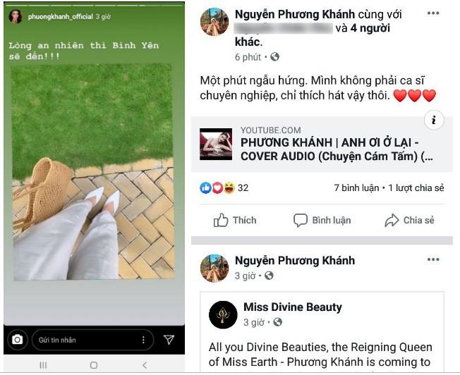 Sao Việt hôm nay (30/5): Phản ứng của Phương Khánh khi bị Mâu Thủy ám chỉ việc chi 5 tỉ đồng nẫng suất thi Miss Earth - Ảnh 2.