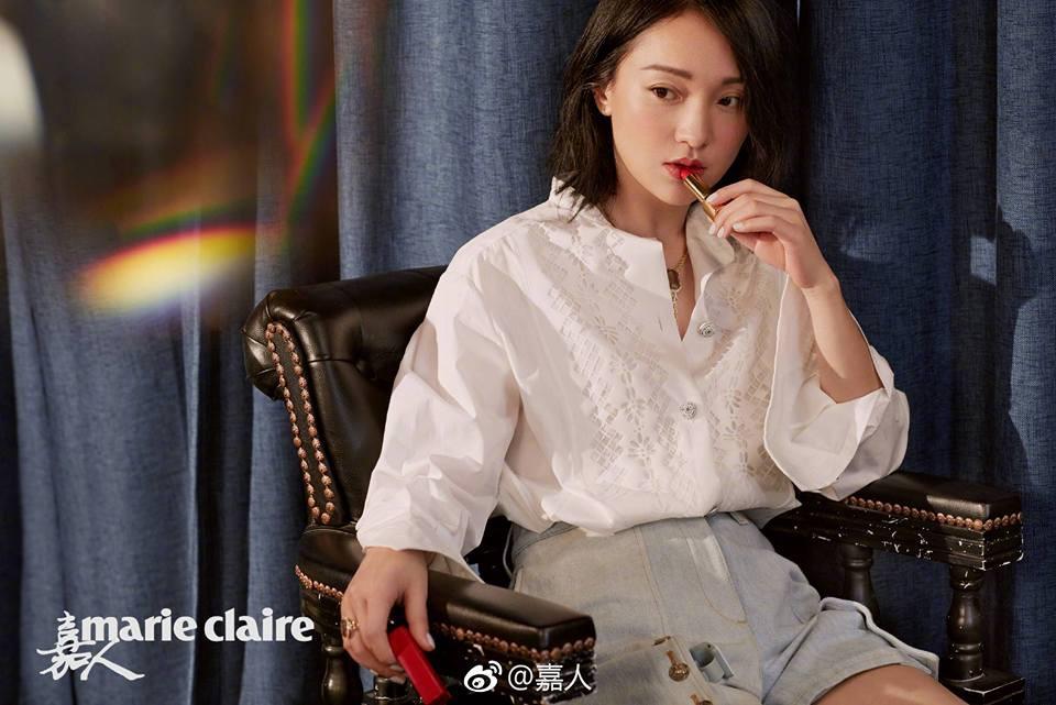 Tam Kim ảnh hậu Châu Tấn: Thiên tài diễn xuất nhưng lận đận hôn nhân và nghi vấn yêu đồng tính con gái tình địch - Ảnh 2.