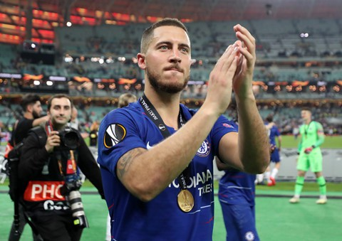 Chelsea vô địch và lời chia tay trọn vẹn của Eden Hazard - Ảnh 3.