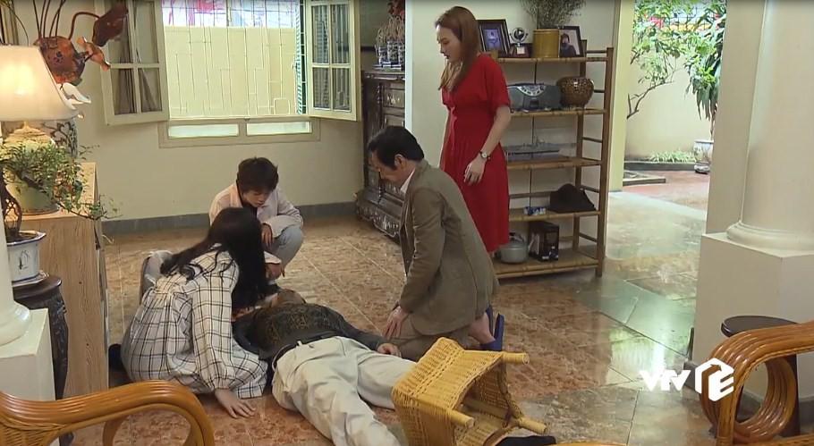 Về nhà đi con tập 34: Huệ bị Khải cưỡng bức ngay trong nhà mình, Vũ và Thư háo hức chuẩn bị đám cưới - Ảnh 4.