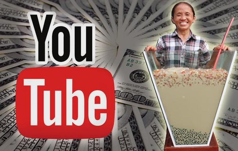 Nhận nút vàng quá nhanh là lí do khiến kênh Bà Tân Vlog chưa được kiếm tiền? - Ảnh 1.