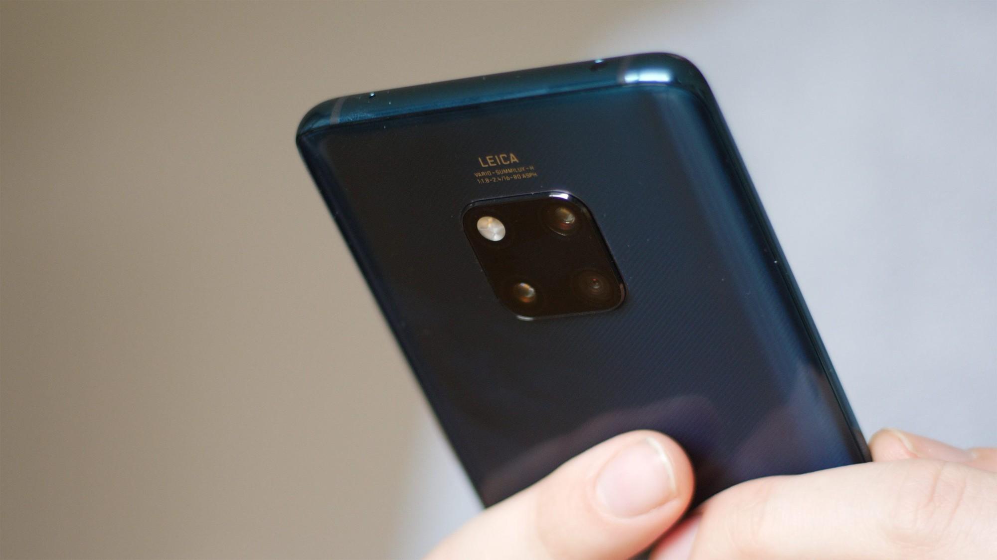 Huawei Mate 20 Pro bất ngờ quay trở lại danh sách cập nhật Android Q beta - Ảnh 1.
