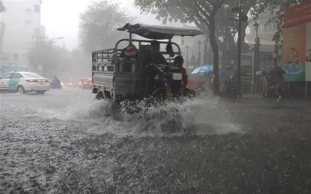 Dự báo thời tiết hôm nay 31/5: Bắc Bộ mưa lớn diện rộng - Ảnh 1.