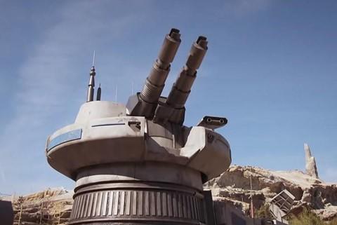 Chiêm ngưỡng công viên chủ đề Star Wars trị giá tỉ USD - Ảnh 10.